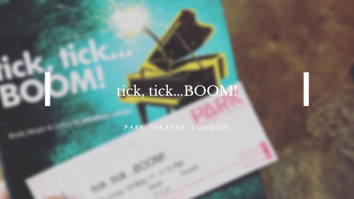 tick, tick…BOOM! –REVIEW