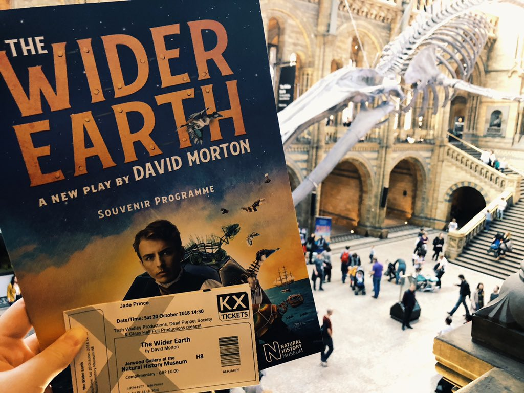 The Wider Earth –REVIEW