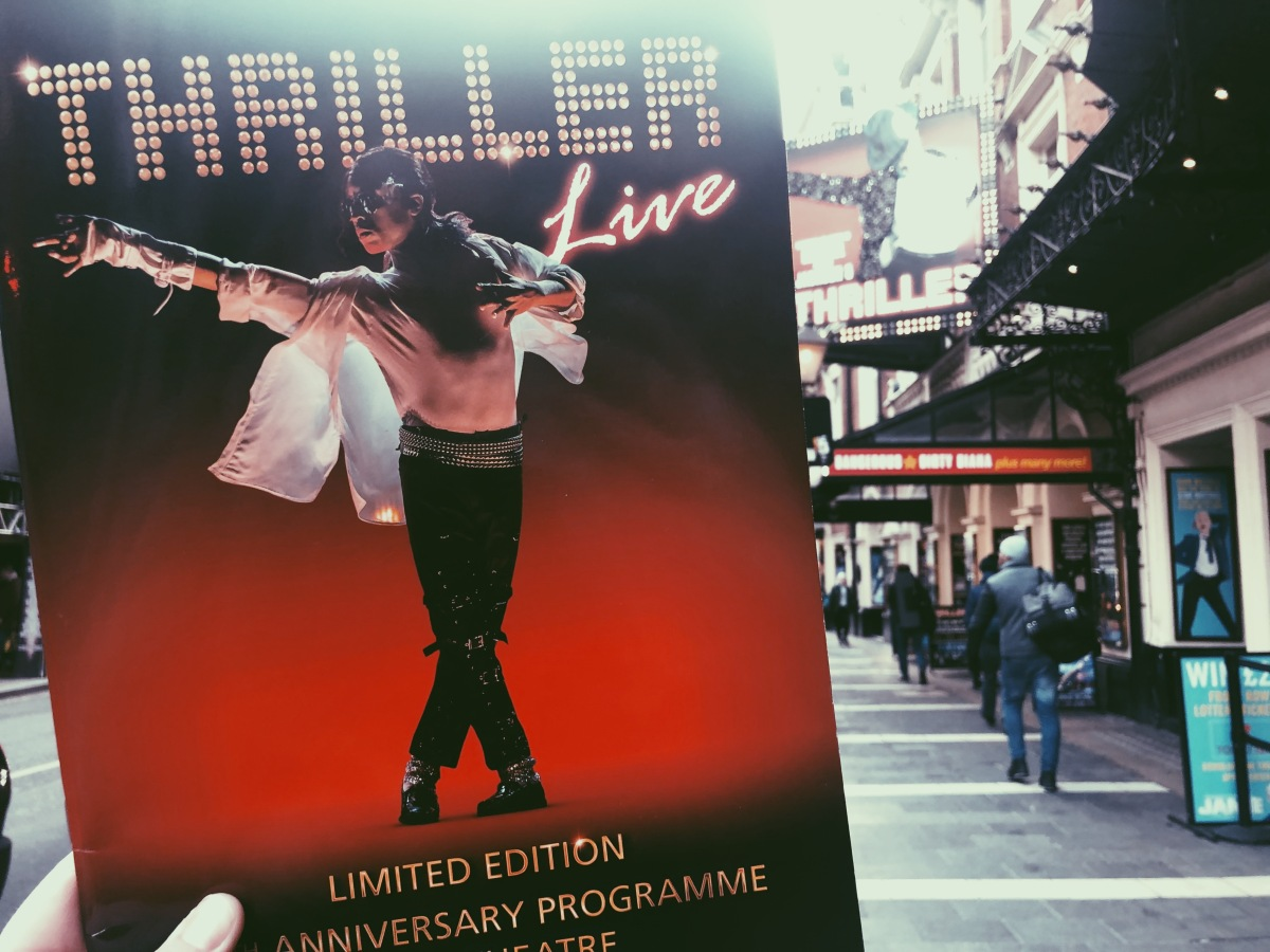 Thriller LIVE – 10th Anniversary Performance –REVIEW