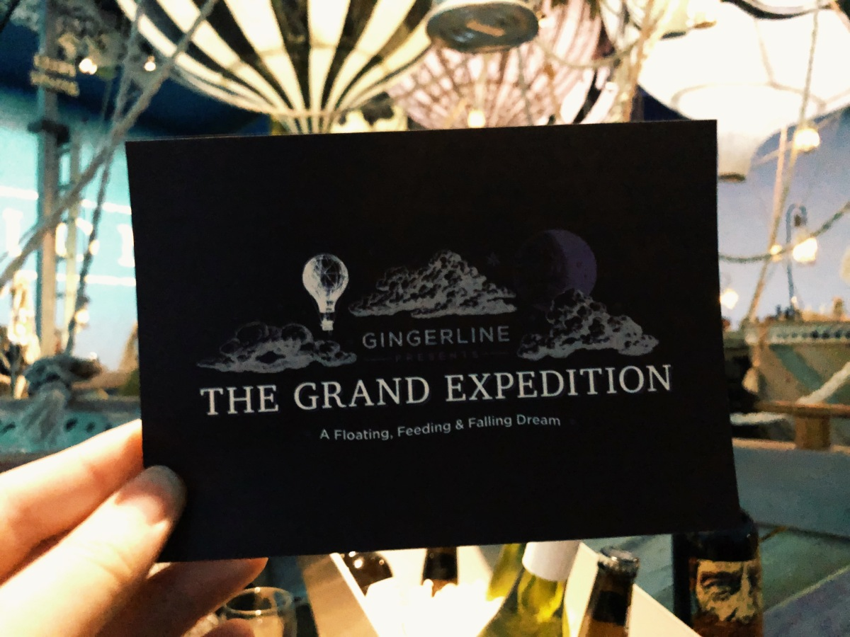 The Grand Expedition –REVIEW