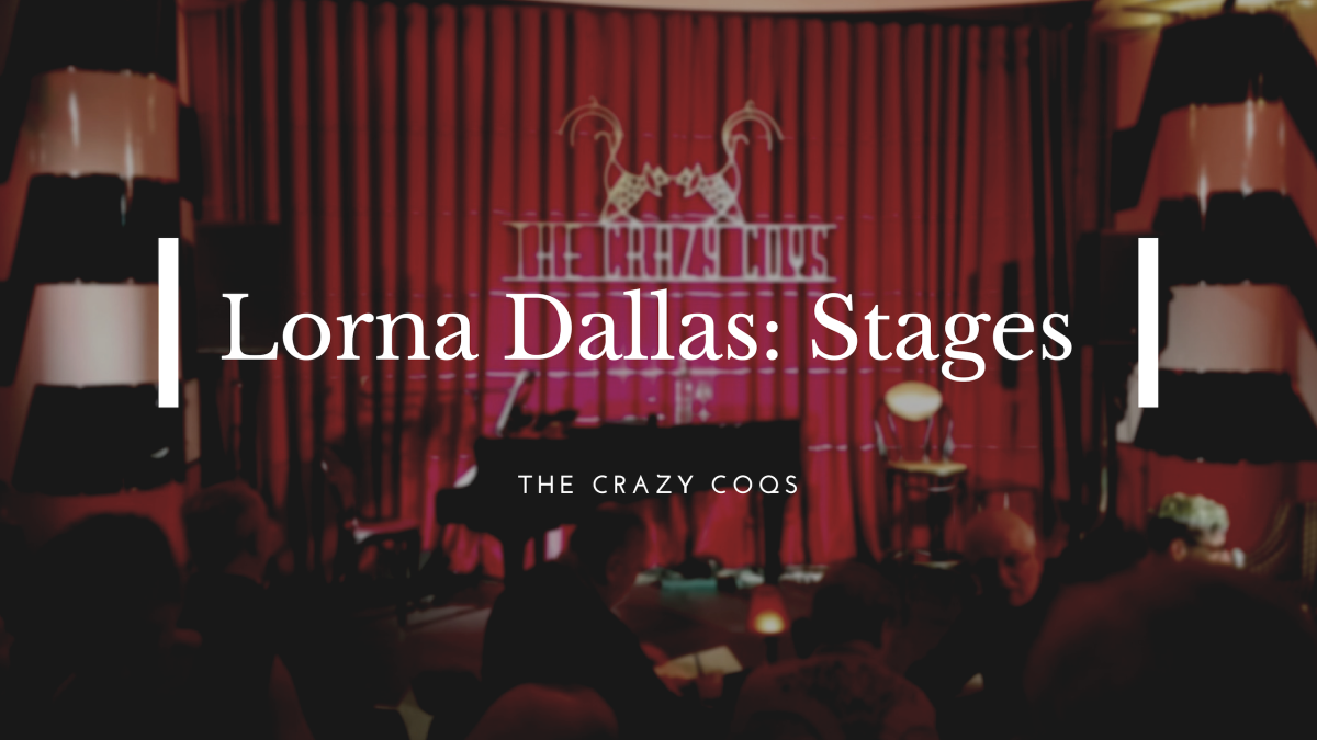 Lorna Dallas: Stages –REVIEW