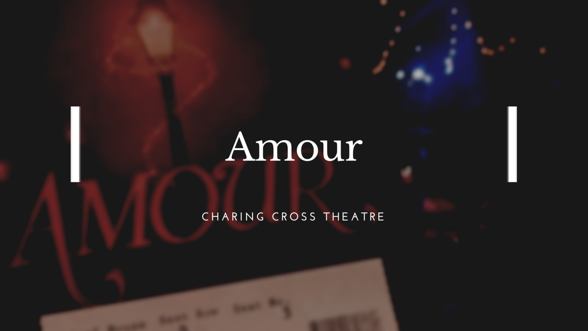 Amour – REVIEW