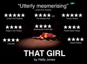 That Girl, Old Red Lion Theatre, London (September 2018)
